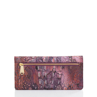 Ady Wallet Calla Lily Melbourne Front Brahmin Exclusive