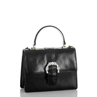 Luxe Mini Francine Black Topsail Side