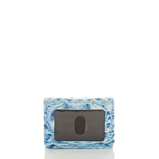 Mini Key Wallet Cerulean Melbourne