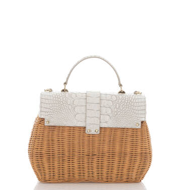 Tracy Satchel Pearl Haring Back