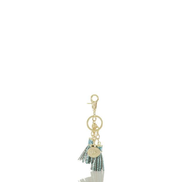 Tassel Key Ring Astral Melbourne, Astral, hi-res