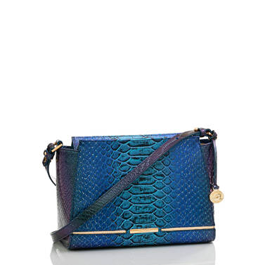 Hillary Electric Blue Ateague Side