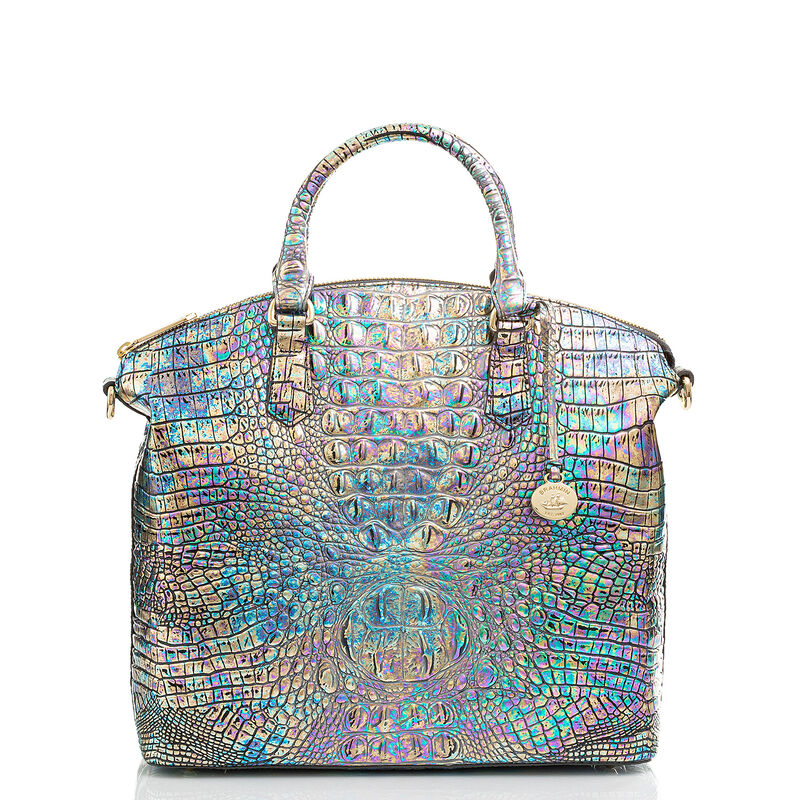 Large Duxbury Satchel Mother of Pearl Melbourne