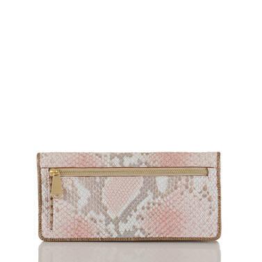 Ady Wallet Pink Madera Back