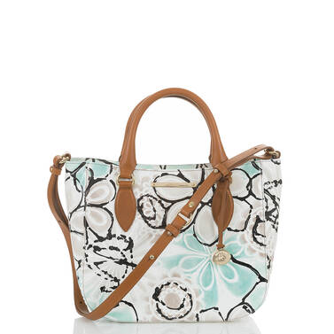 Small Lena Turquoise Kelson Front