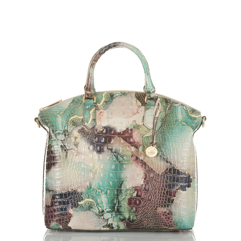 Designer Satchel Luxury Leather For WomenBrahmin Handbags 0XPwn8Ok