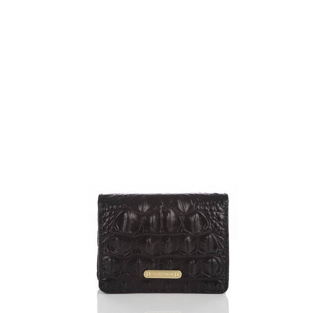 Mini Key Wallet Black Melbourne, Black, hi-res