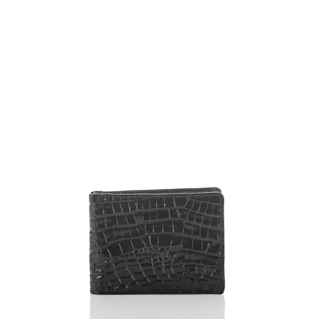 Billfold Black Melbourne