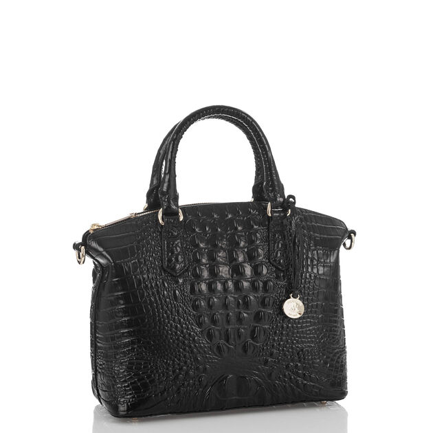 Duxbury Satchel Black Melbourne