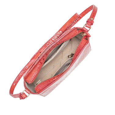 Carrie Crossbody Punchy Coral Melbourne Interior
