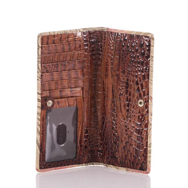 Ady Wallet Pecan Amina, Pecan, hi-res
