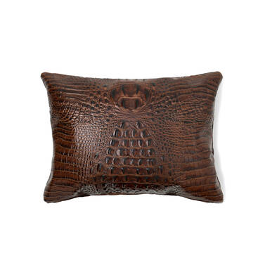 12X16 Pillow Case Pecan Melbourne Front Pillow Insert Not Included