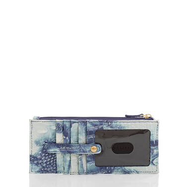 Credit Card Wallet Chambray Melbourne Side