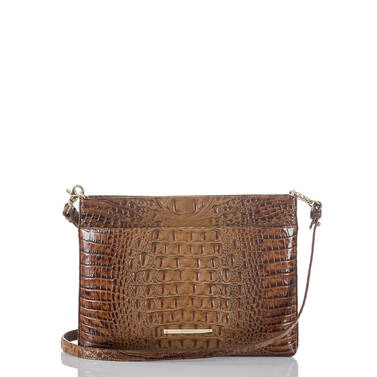Remy Crossbody Toasted Almond Melbourne Front