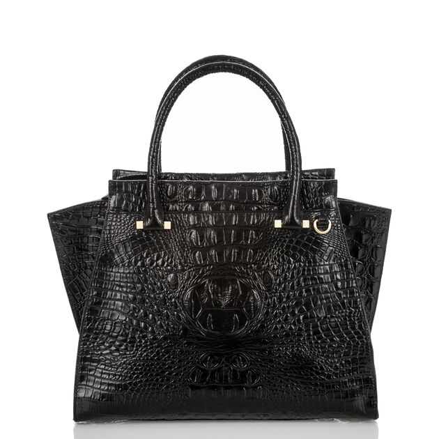 Priscilla Satchel Black Melbourne