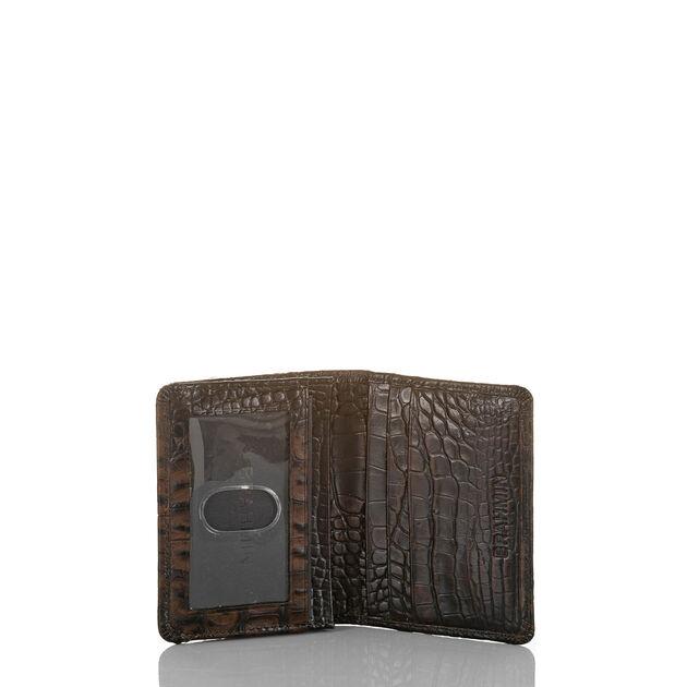 Leo Wallet Cocoa Everglade
