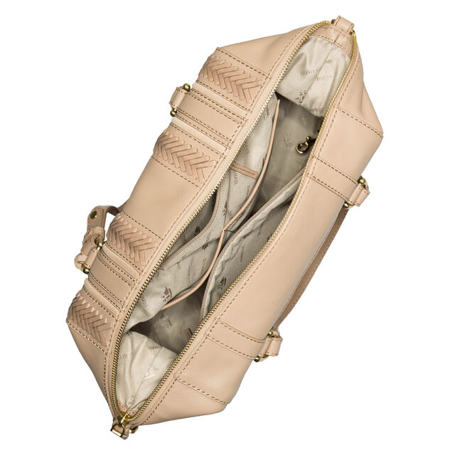 Delaney Satchel Khaki Knoxville, Khaki, hi-res