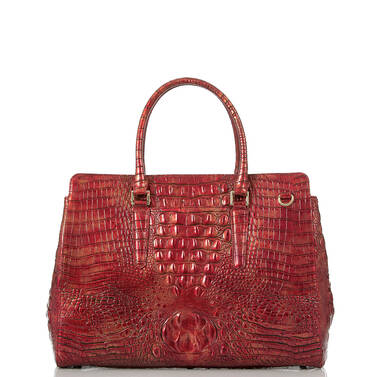 Finley Carryall Chili Melbourne Back