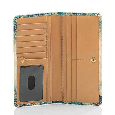 Ady Wallet Seashell Clairview Interior