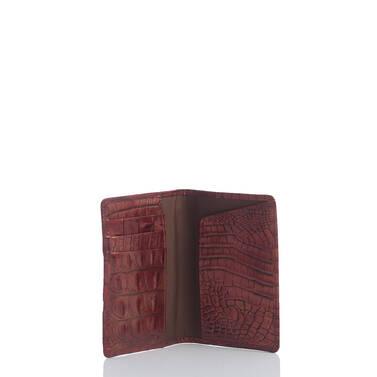 Passport Wallet Chili Melbourne Interior