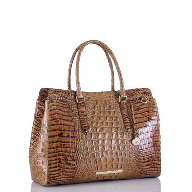 Finley Carryall Toasted Almond Melbourne Side