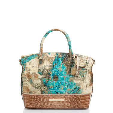 Duxbury Satchel Bird Of Paradise Vitoria Front