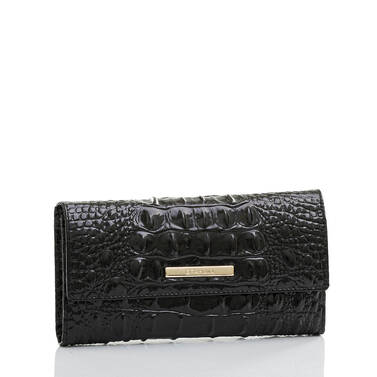 Cordelia Wallet Black Melbourne Side