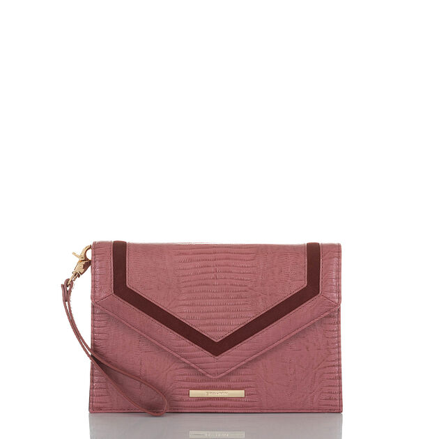 Sara Clutch Rose Thornfield, Rose, hi-res