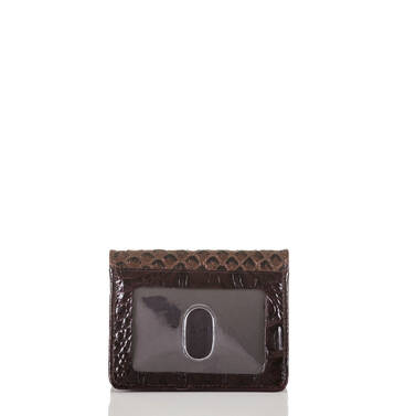 Mini Key Wallet Bronze Java Back