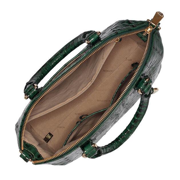 Duxbury Satchel Emerald La Scala