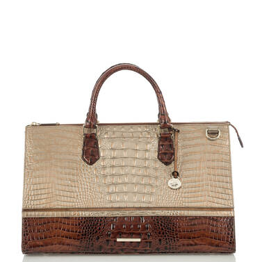 Anywhere Weekender Rose Gold Provence Front