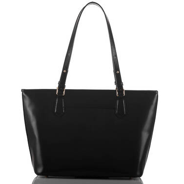 Medium Asher Black Geneva Back