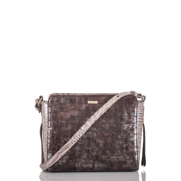 Carrie Crossbody Brown Charente, Brown, hi-res