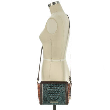 Carrie Crossbody Ivy Figaro On Mannequin