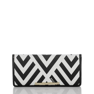 Ady Wallet White Valle Front