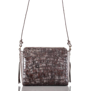 Carrie Crossbody Brown Charente Back