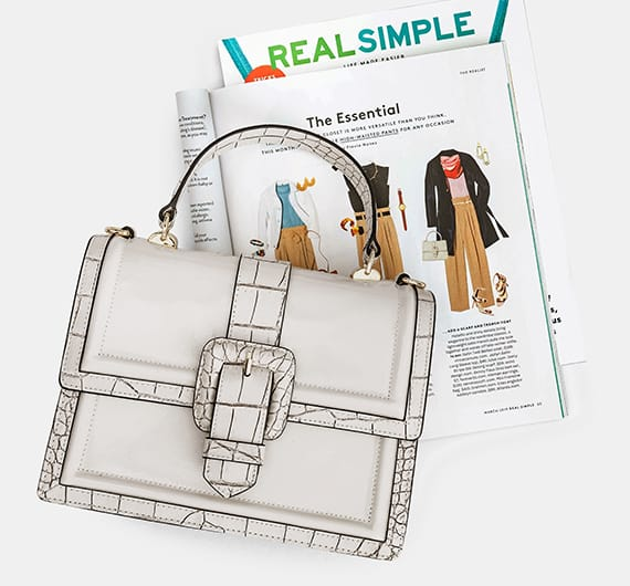 Real Simple Magazine March 2019 Issue