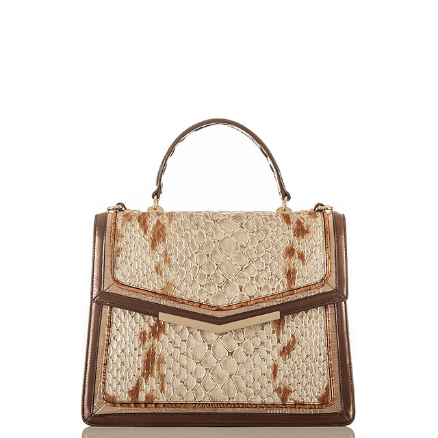 Gabriella Satchel Honey Carlisle