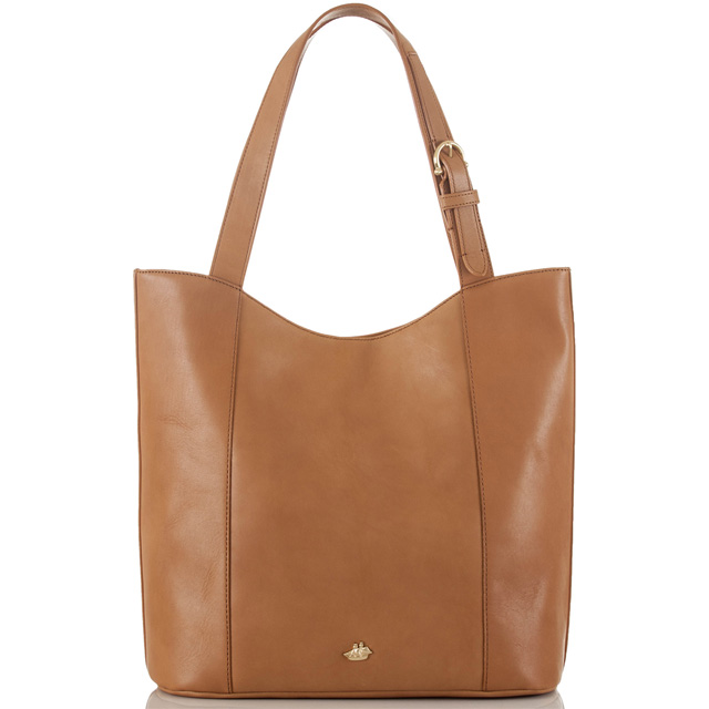 Brayden Tote Tan Charleston