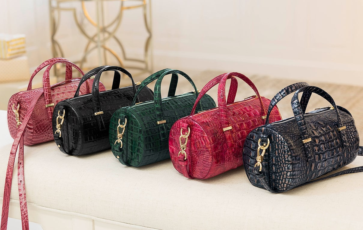 Claire Satchels in a variety of colors