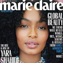 Marie Claire, 2018