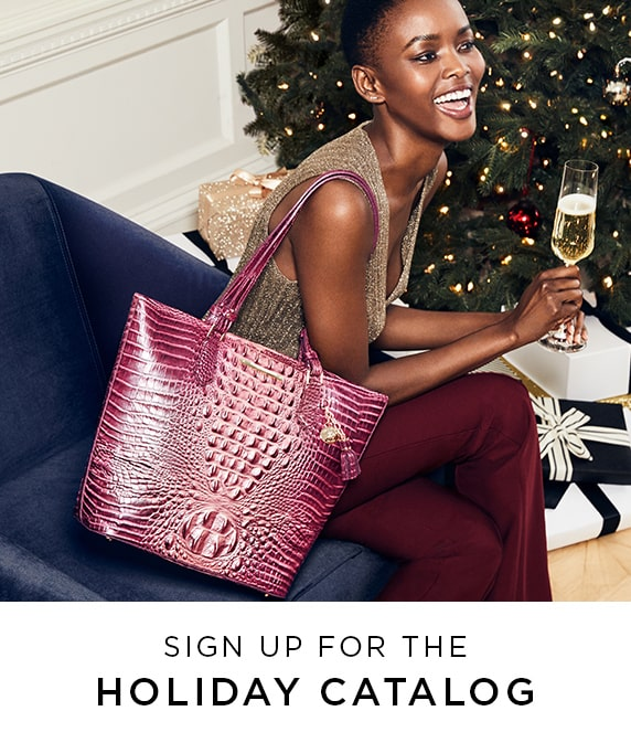 Sign up for the Holiday catalog.