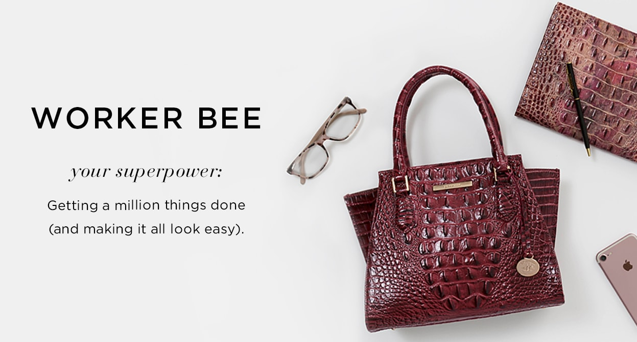 Worker Bee. Your superpower: Getting a million things done (and making it all look easy).
