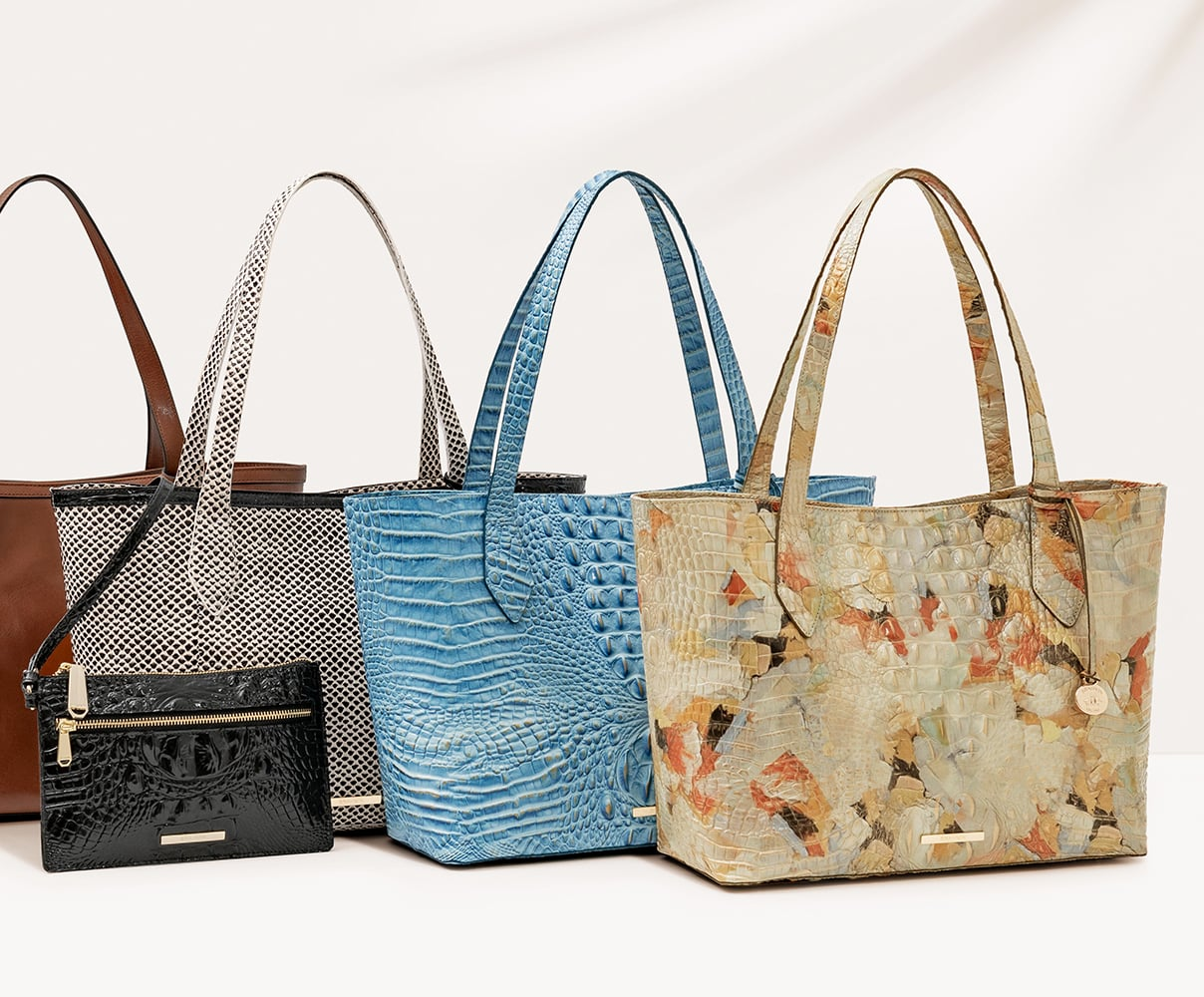 Athena Tote in Assorted Colors