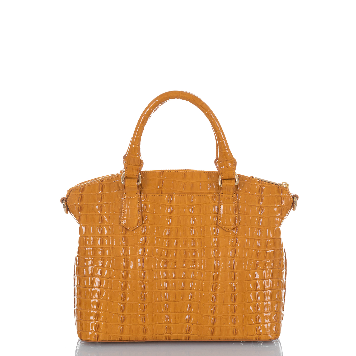 Duxbury Satchel Warm Yellow La Scala