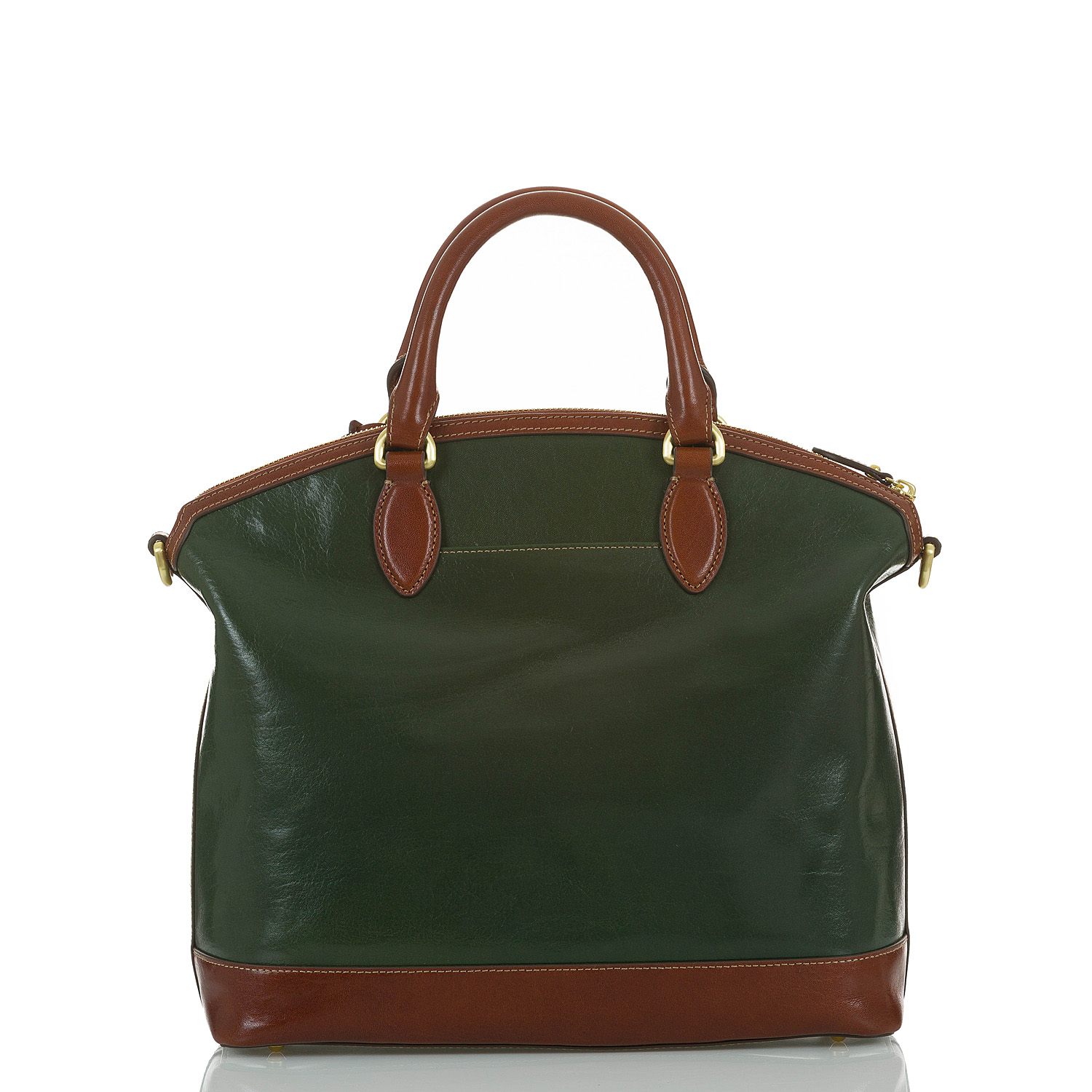 Large Duxbury Satchel Hunter Westport