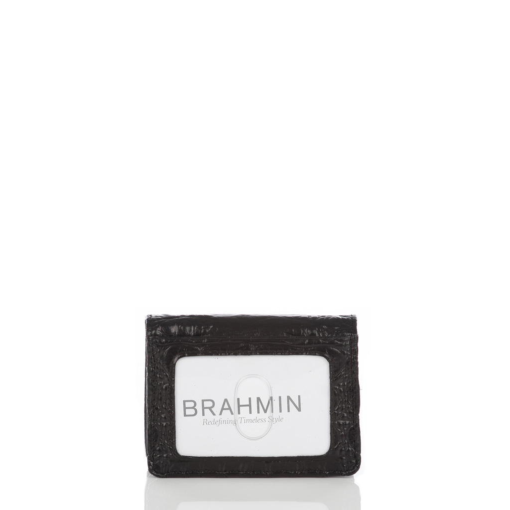 Mini Key Wallet Black Melbourne
