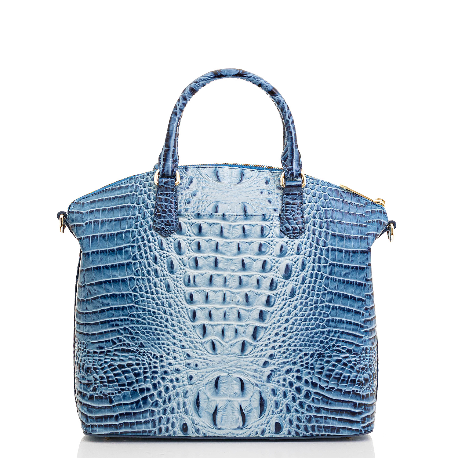 Large Duxbury Satchel Poolside Ombre Melbourne