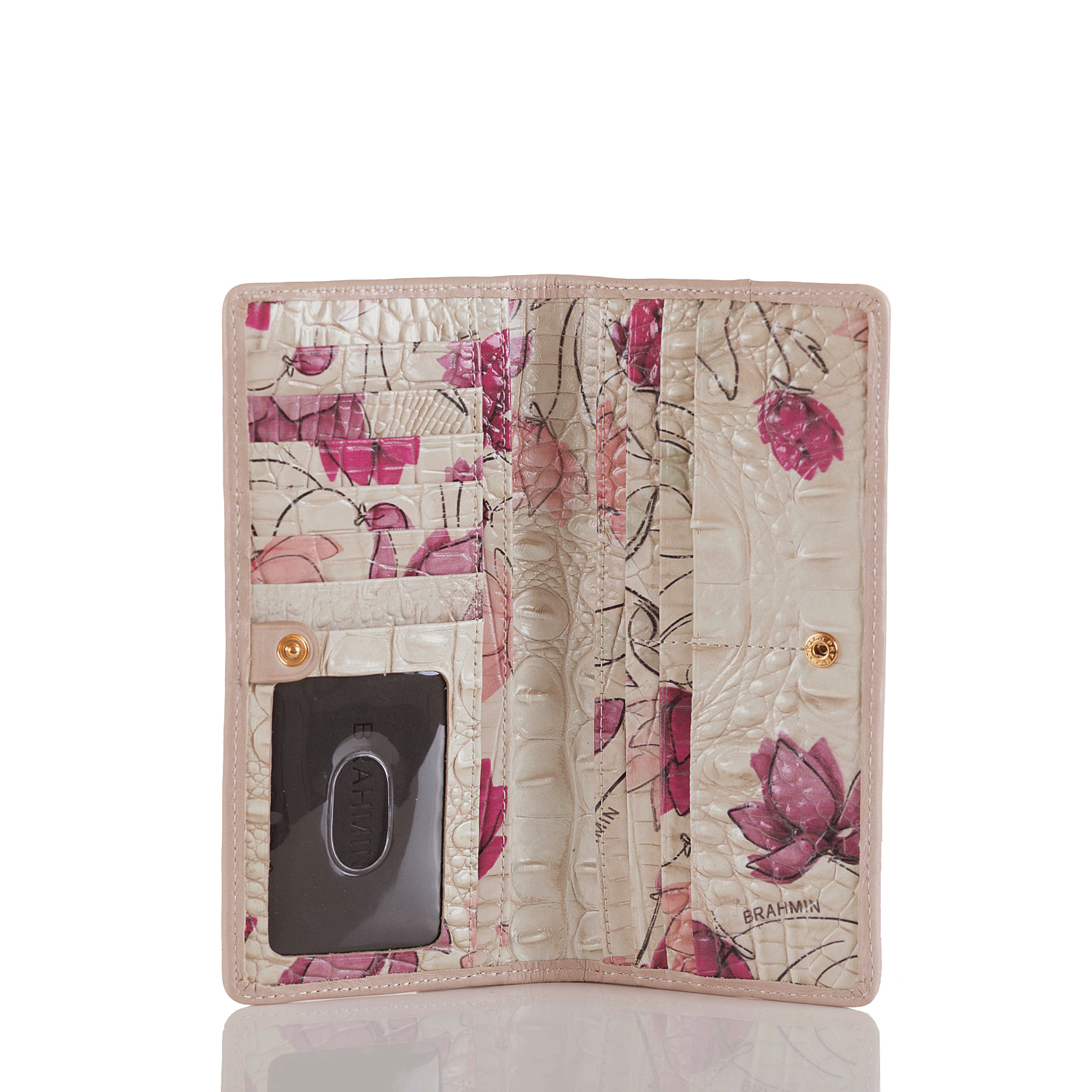 Ady Wallet Lotus Bloomsbury