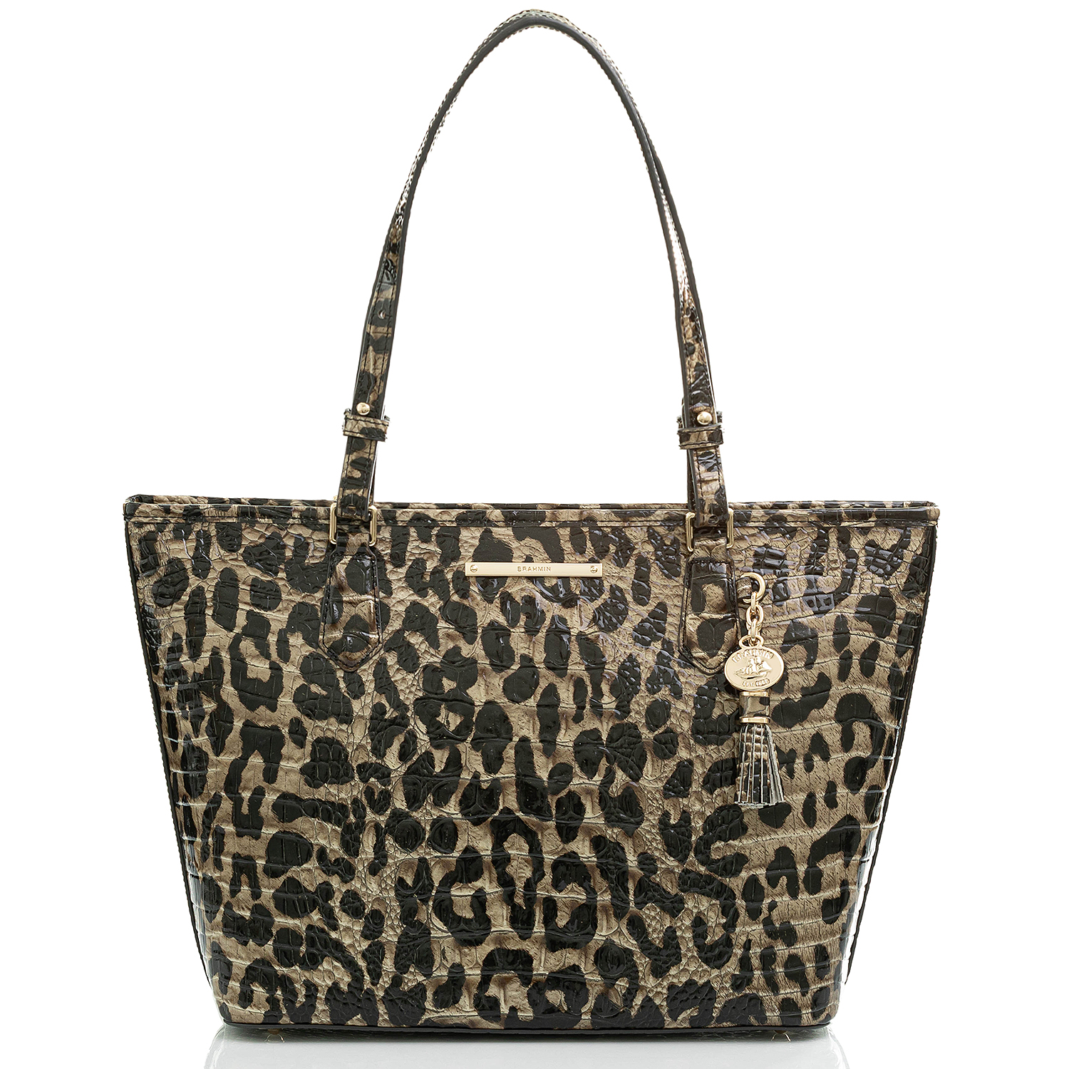 Medium Asher Snow Leopard Melbourne Front